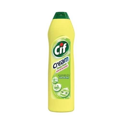 CIF hương chanh 725 ml